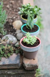 Chelsea Crockett - DIY Flower Pots
