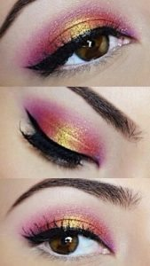 Chelsea Crockett - Sunset Eyeshadow