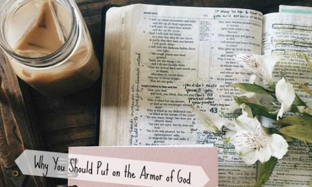 Chelsea Crockett - Armor of God