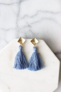 Chelsea Crockett - Tassel Earrings