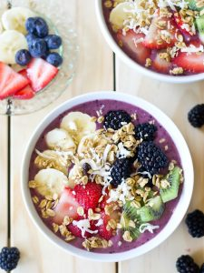 Chelsea Crockett - Acai Bowl