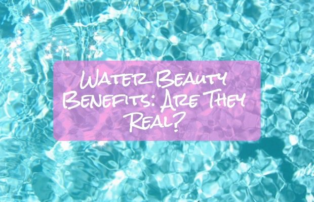 Chelsea Crockett - Water Beauty Benefits