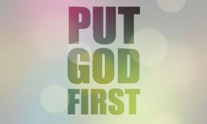 Chelsea Crockett - Putting God First