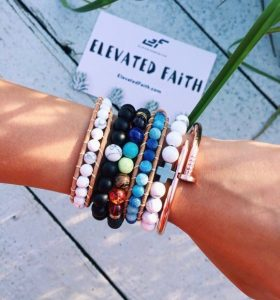Chelsea Crockett - Elevated Faith Bracelets