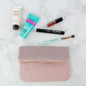 Chelsea Crockett - Ipsy Makeup Bag