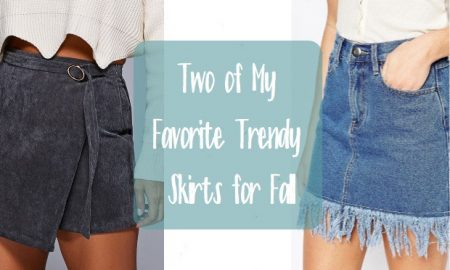 Chelsea Crockett - Fall Trendy Skirts