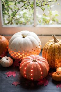 Chelsea Crockett - Pumpkin DIY