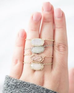 Chelsea Crockett - Kendra Scott Necklaces