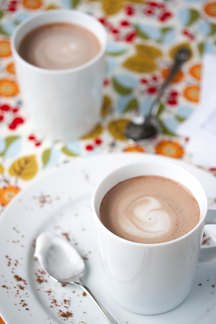 Recipe Almond Milk Hot Chocolate