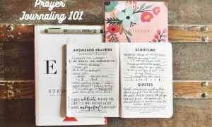 Chelsea Crockett - Prayer Journaling