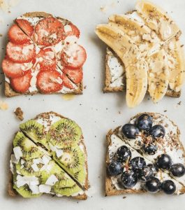 Chelsea Crockett - Toast Recipes