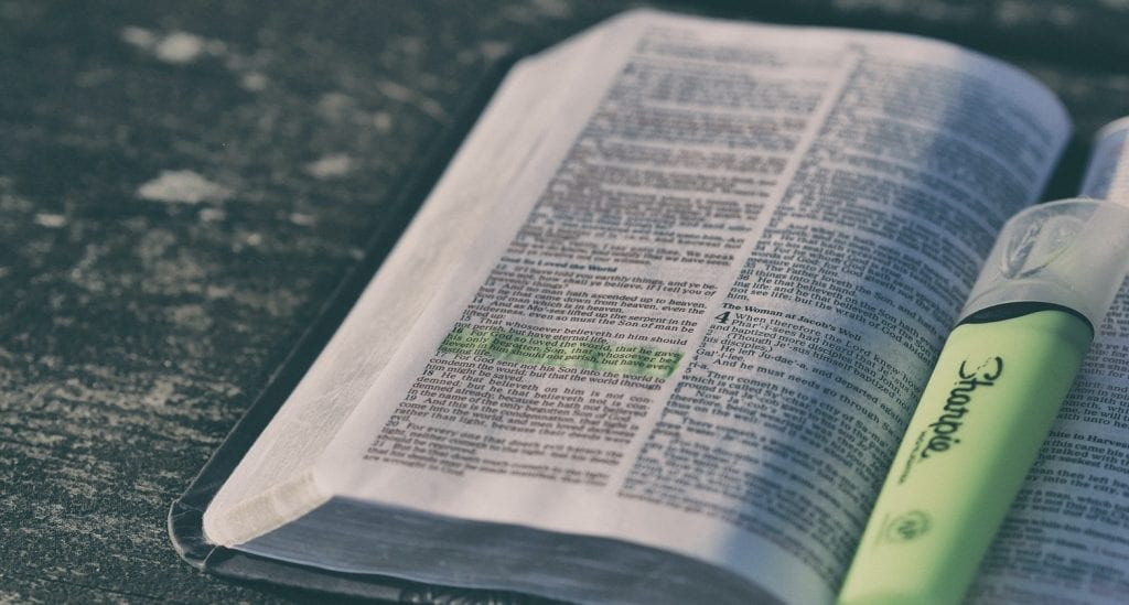 Chelsea Crockett - 3 Ways to Incorporate Scripture Into Your Daily Life