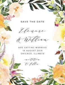 Chelsea Crockett - Creative Save the Dates