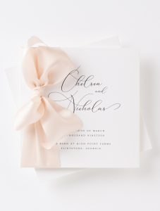 Chelsea Crockett - Shine Wedding Invitations