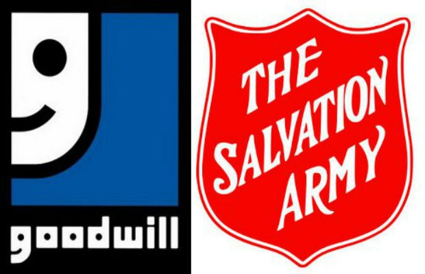 Chelsea Crockett - Goodwill and Salvation Army