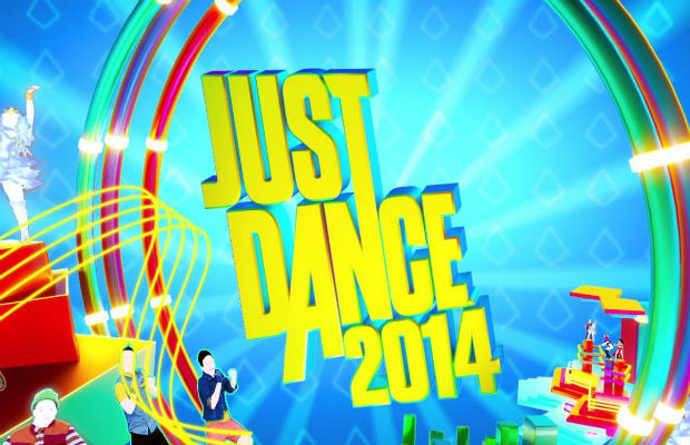 Chelsea Crockett - Just Dance 2014 Logo