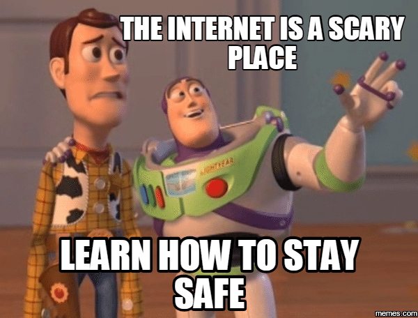 How To Keep Safe On The Internet Chelsea Crockett