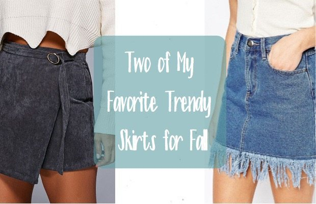 607b3a1d3 Two of My Favorite Trendy Skirts for Fall – Chelsea Crockett